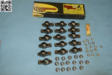 1955-1986 Small Block Chevrolet Gen 1,Magnum Roller Rockers Kit,New